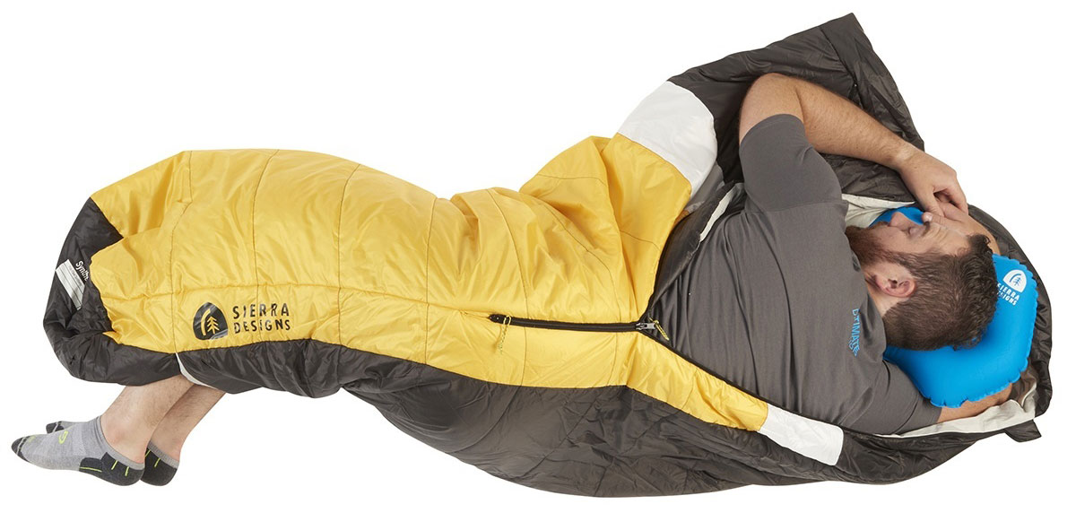 Sierra Designs Synthesis 50 sleeping bag