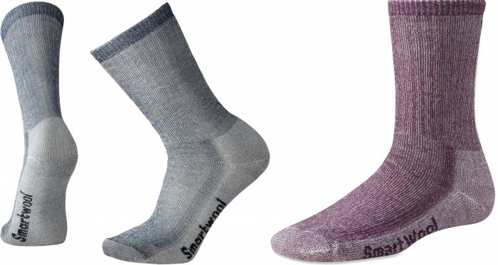 Smartwool wool hiking socks