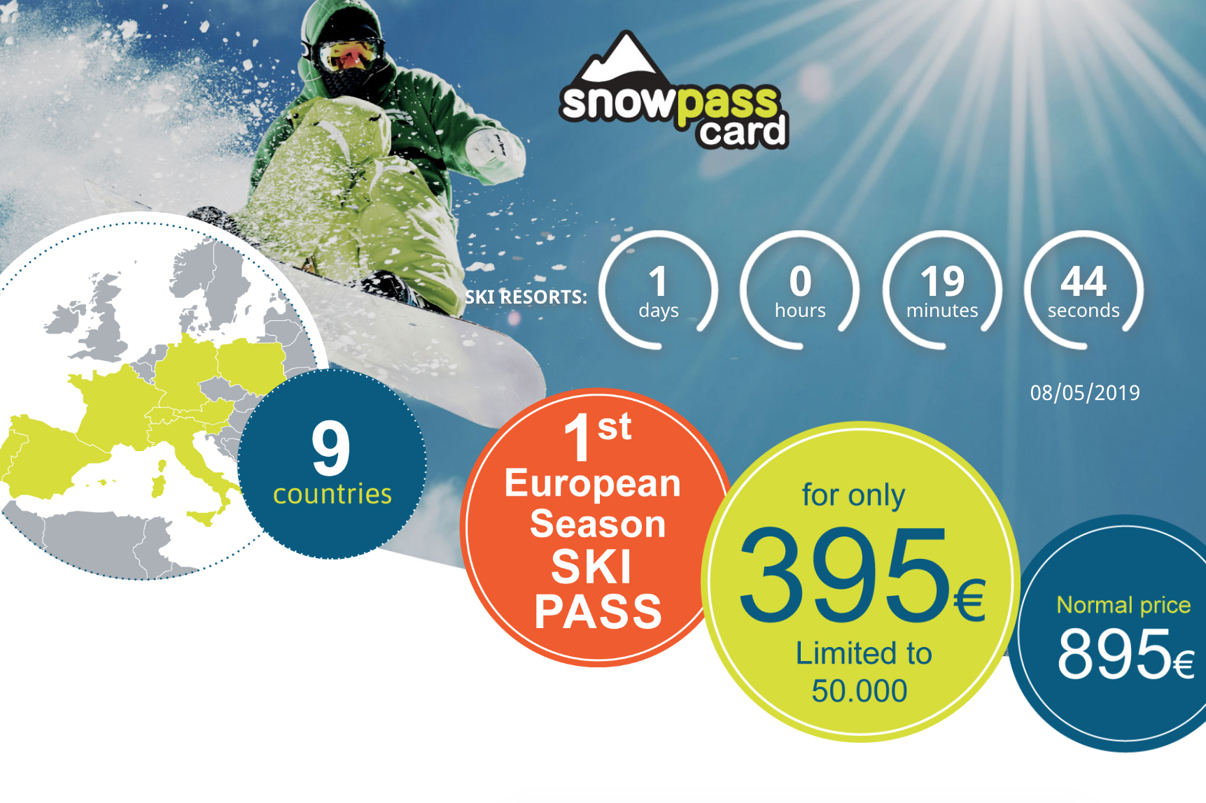 snowpass europe ski pass