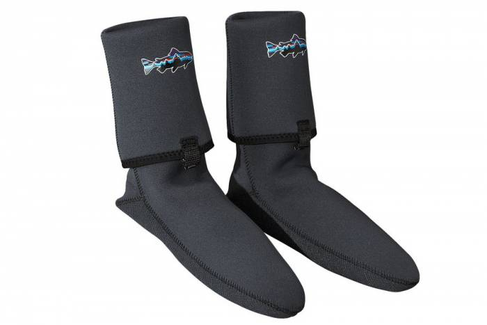Patagonia Fly Fishing Neoprene Socks With Gravel Guard