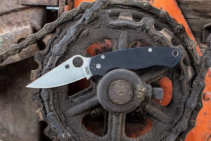 Spyderco Para 2 Knife