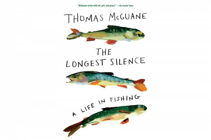 'The Longest Silence' by Thomas McGuane