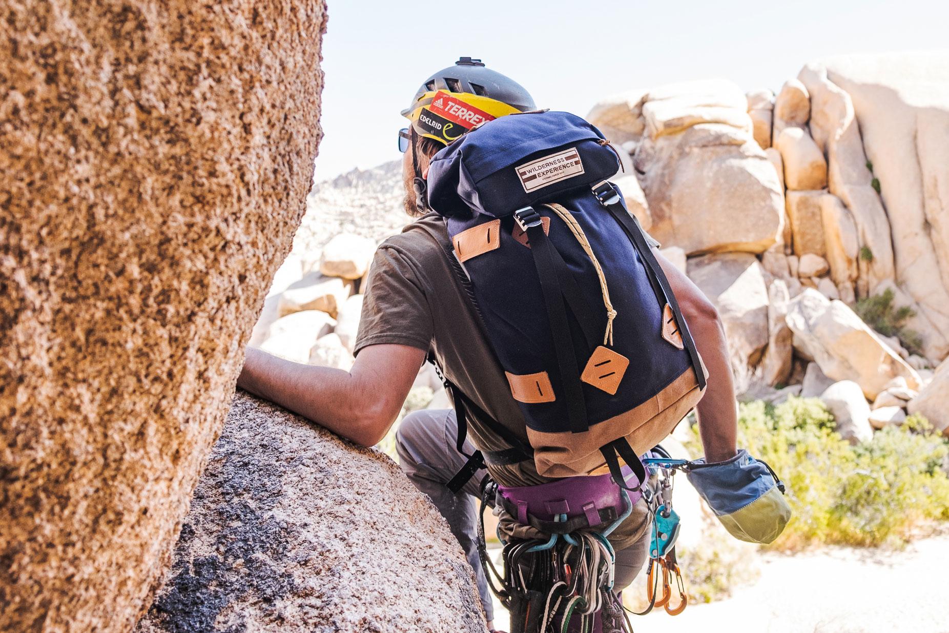 Wilderness Experience Klettersack
