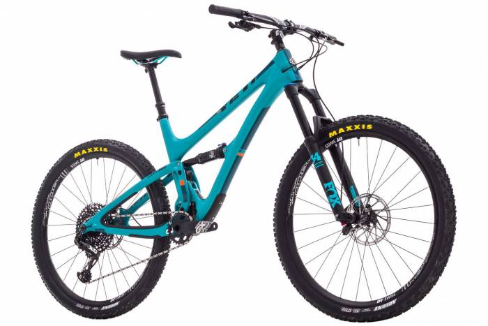Yeti Cycles SB5 Carbon GX Eagle Mountain Bike 2018