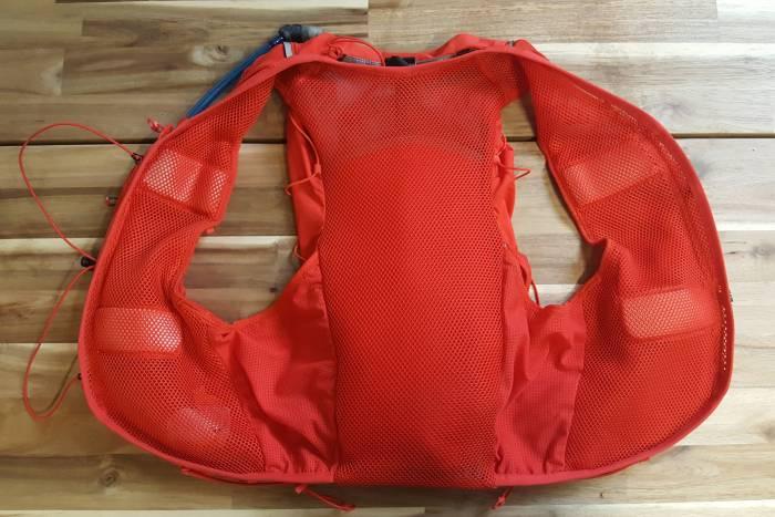 salomon trail running vest