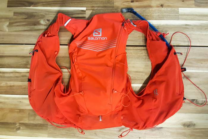 100 Miles No Chafe Salomon Makes My Favorite Trail Running Vest Of 2019 Gearjunkie
