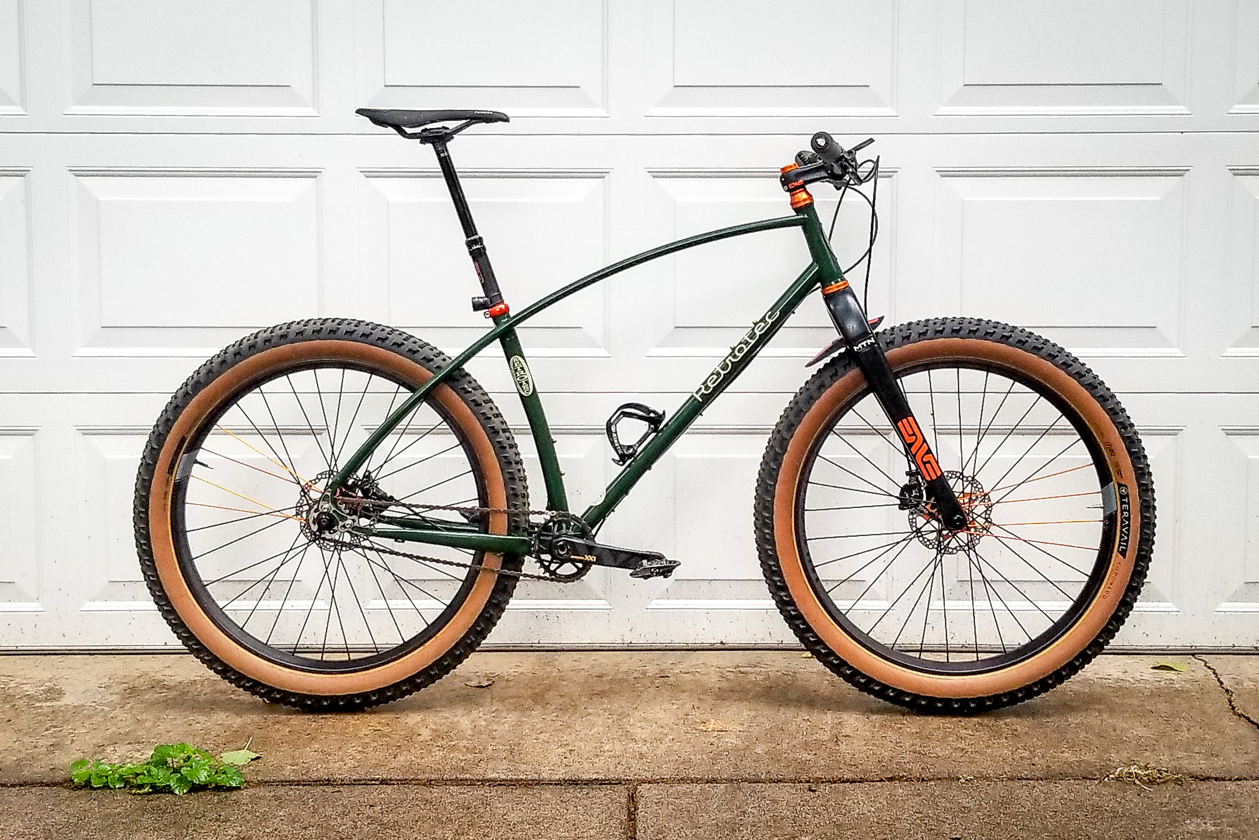 GearJunkie's Marketing Manager's custom build