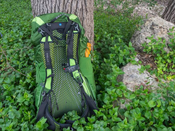 Osprey Exos backpack