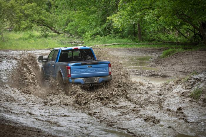 Ford 2020 F-Series Super Duty Tremor