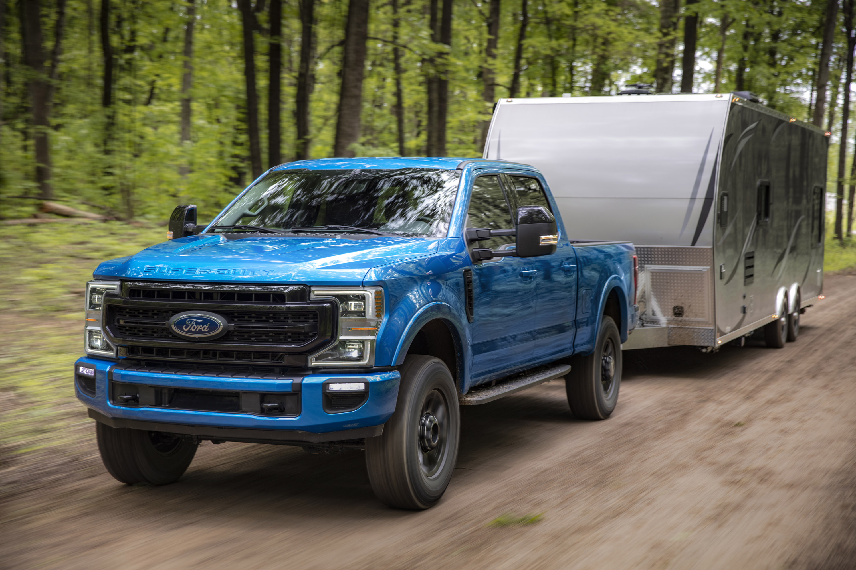 Off-Road Supremacy: Meet the Ford Super Duty Tremor | GearJunkie