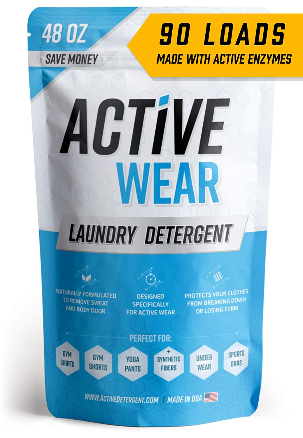Active Wear Laundry Detergent