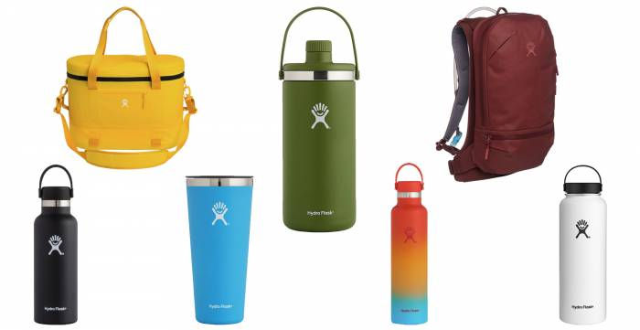 Hydro Flask Bottles, Coolers, Backpacks