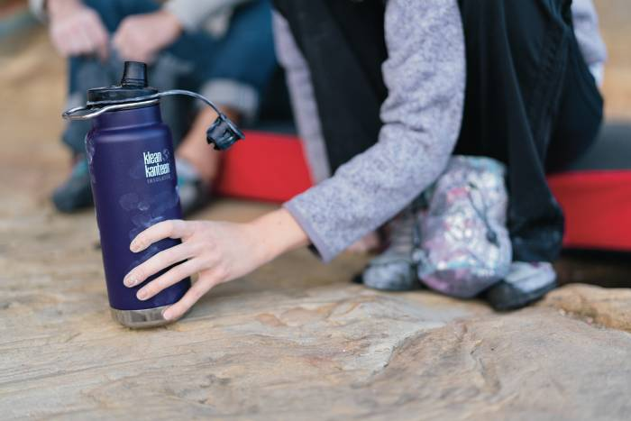 Klean Kanteen Screw Cap Uses 'Dimpled Threads' for Better Insulation | GearJunkie