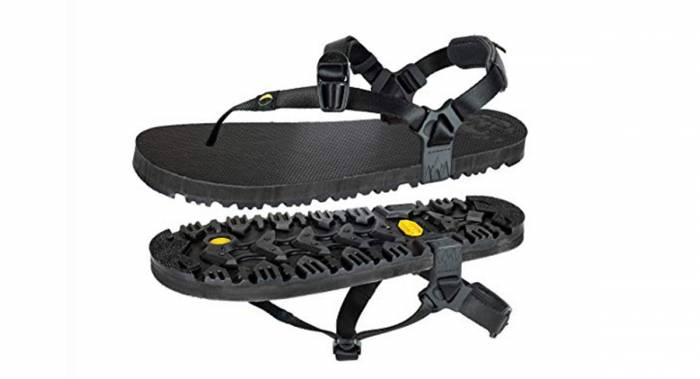 Luna Oso Running Sandals from Barefoot Ted