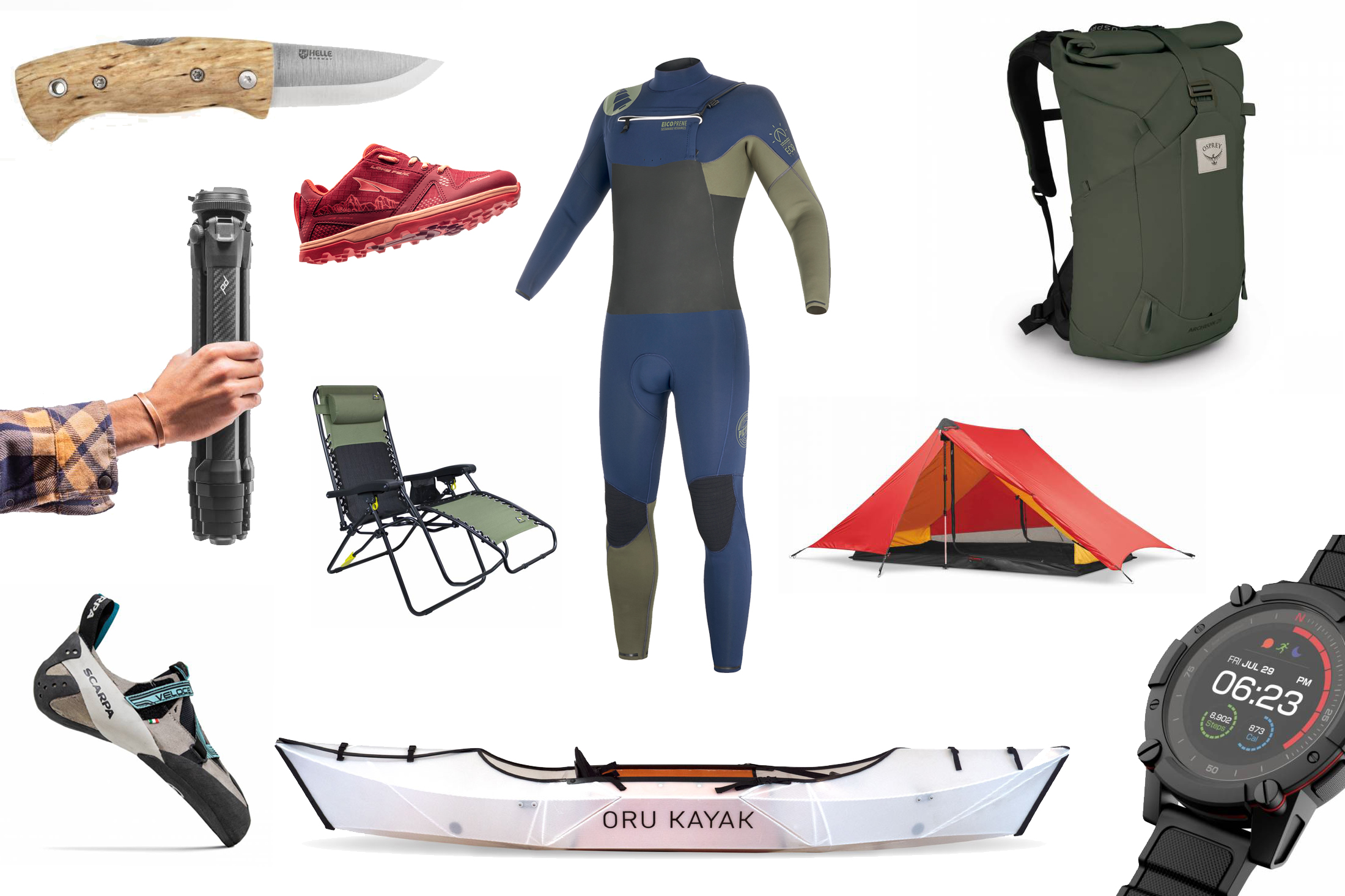 First Look: 'Future Gear' From the 2019 Outdoor Retailer