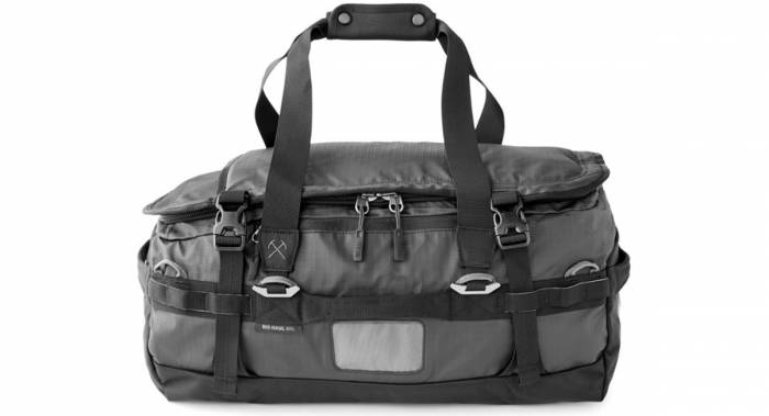 REI Big Haul nylon duffel bag