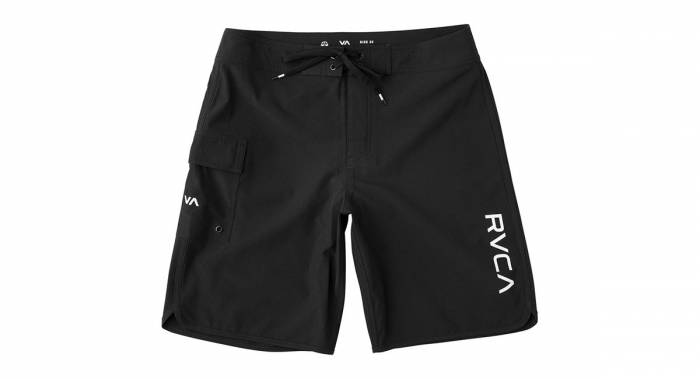 RVCA Board Shorts for Running