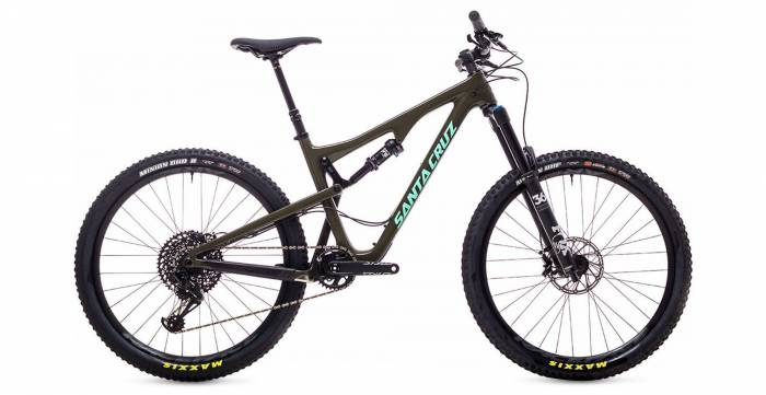 Santa Cruz Bronson 2.1 Mountain Bike