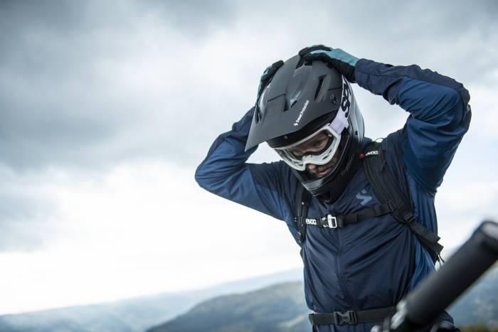 Sweet Protection Arbitrator helmet, full face