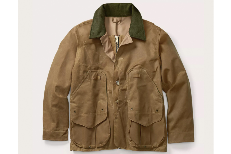 Filson Tin Cloth Field Coat