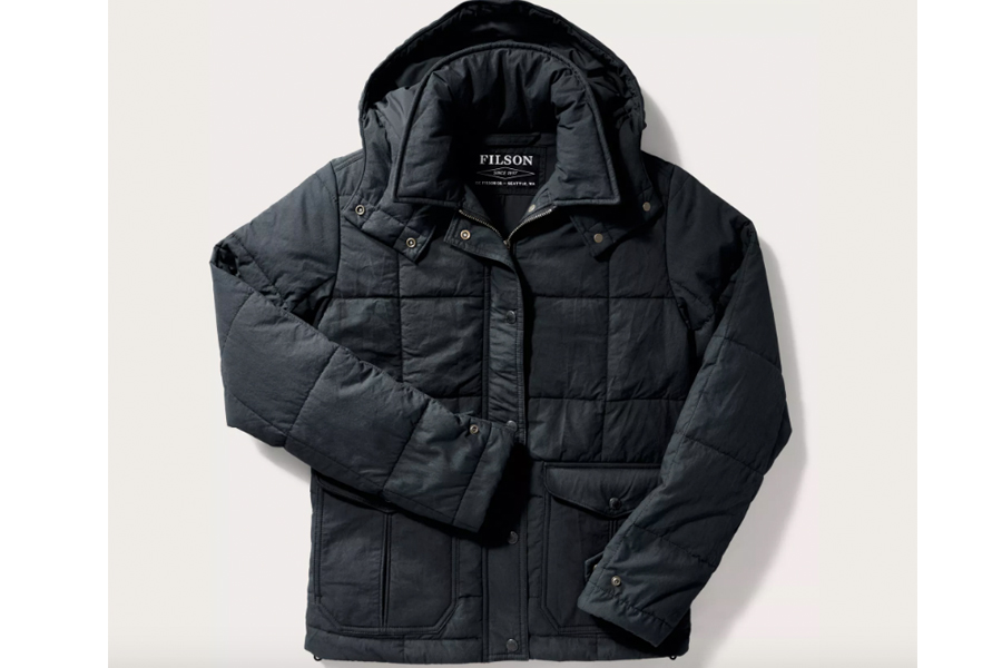 Filson Quilted Field Parka