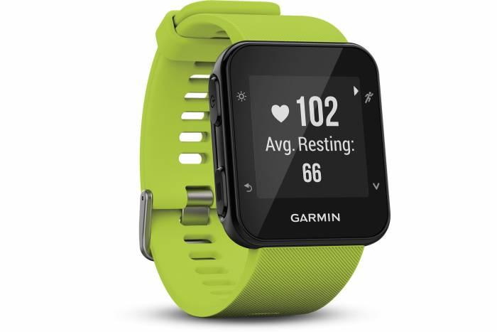 Garmin Forerunner 35 GPS Watch + Heart Rate Monitor