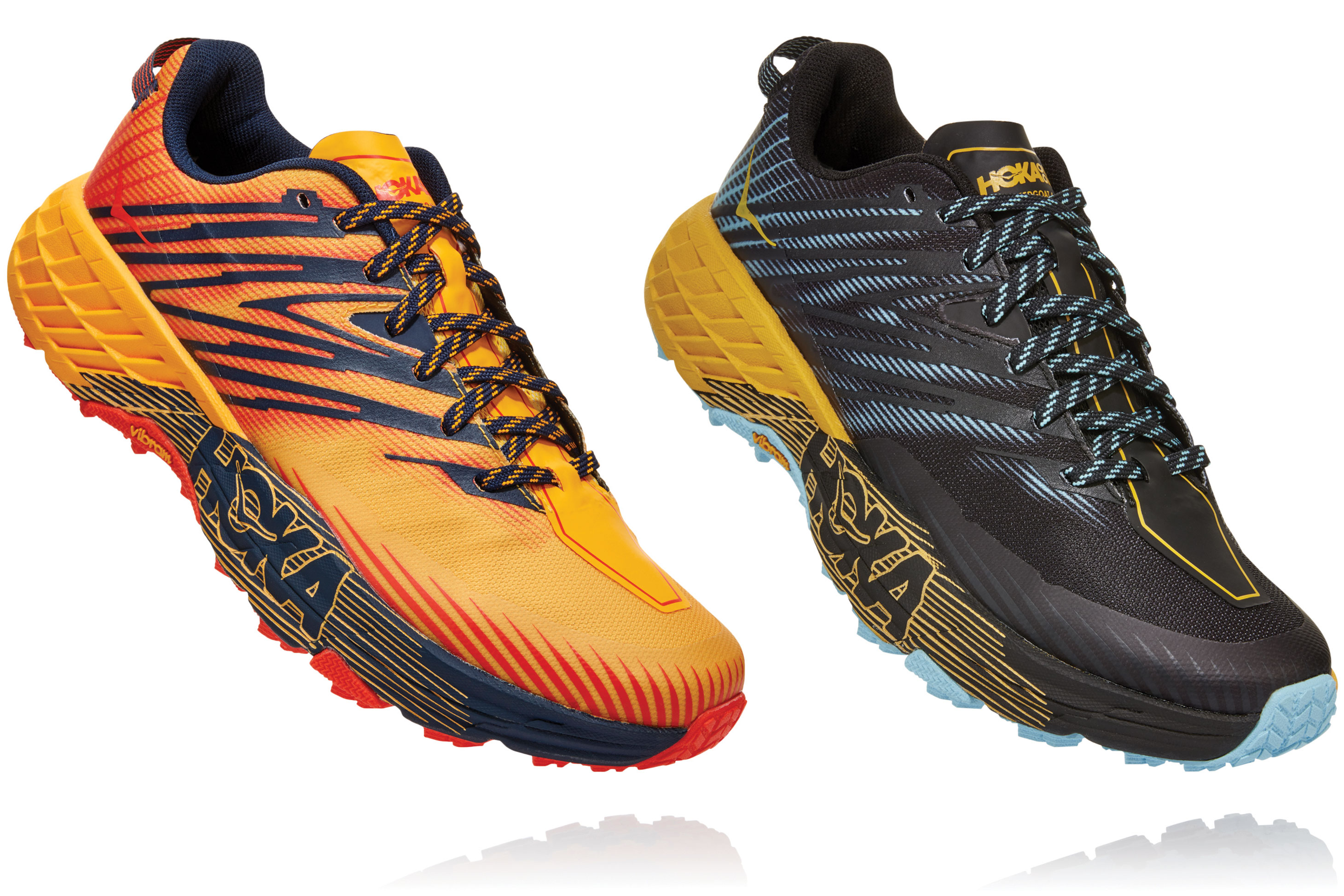 Best Trail Running Shoes 2020.Hoka Speedgoat Adds Widths Gore Tex For 2020 Gearjunkie