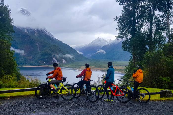 Patagonia by Bike: Watch Epic, Rainy Cycling Adventure in Chile | GearJunkie