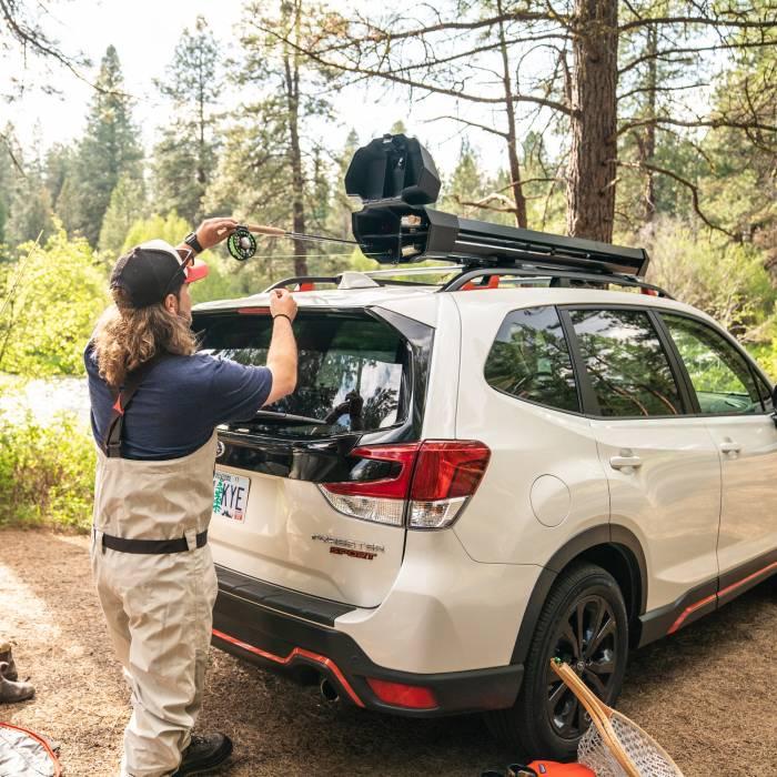 Emerging Gear: Yakima Fishing, 600mm Lens, New Garmin GPS