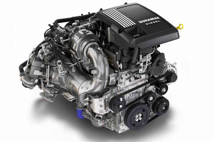 33 MPG: 2020 Chevy Silverado 1500 Turbo-Diesel Is Fuel ...