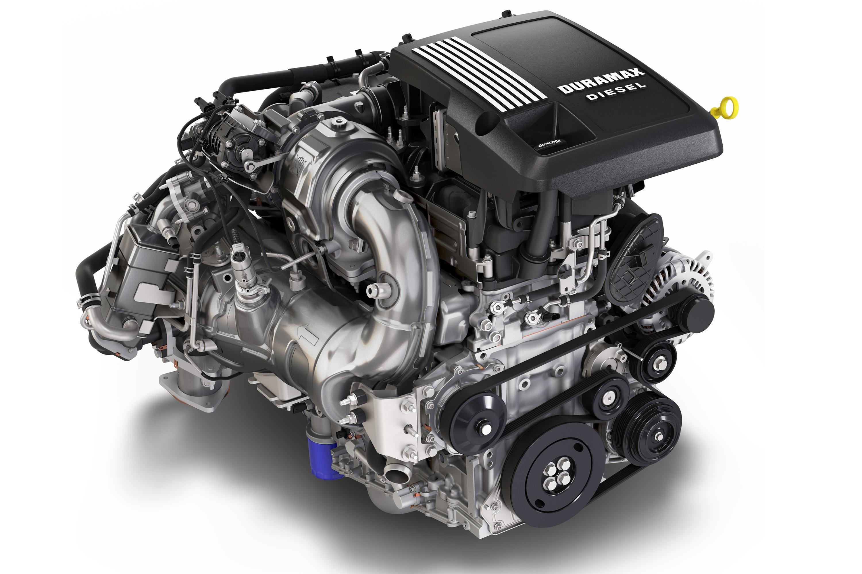 33 MPG: 2020 Chevy Silverado 1500 Turbo-Diesel Is Fuel ...