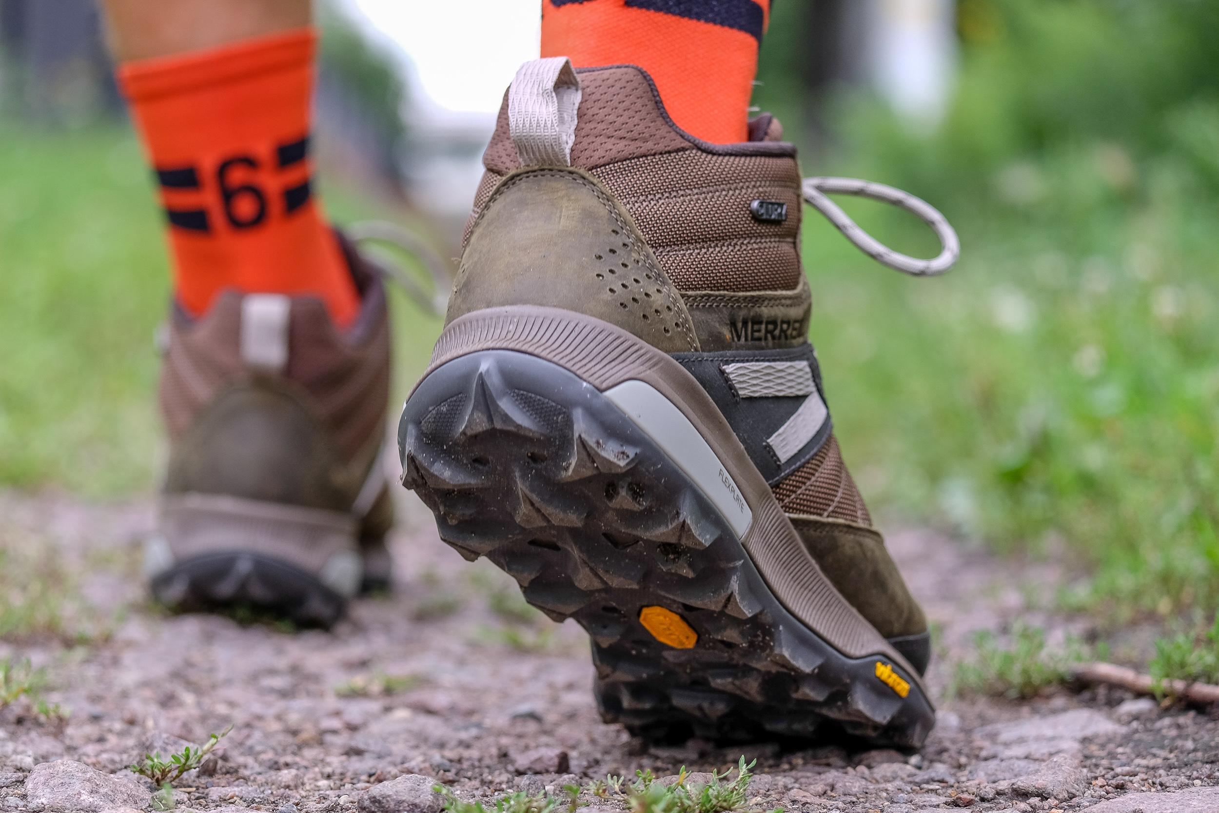 Merrell Zion: Sneaker Soul, Hiking Goal