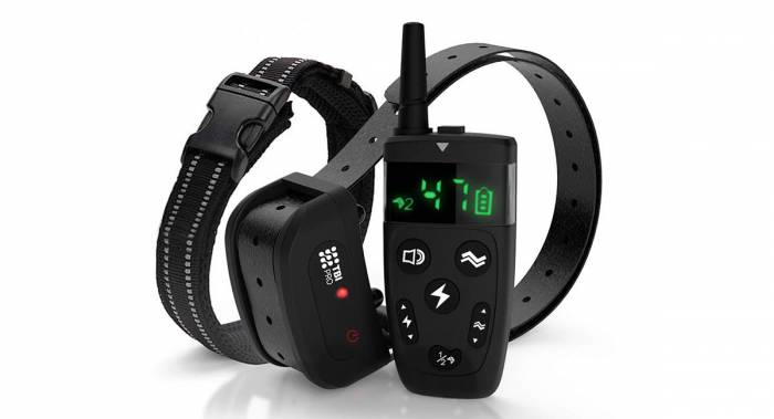 Electric Dog Collar Trainer