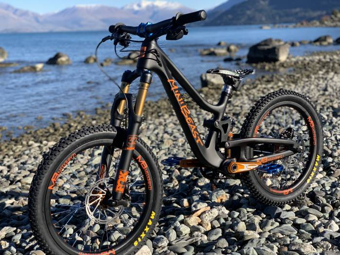 Meek Boyz Kids Mountain Bike