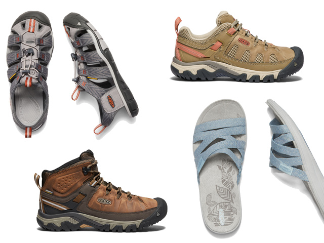 Save 35% on KEEN Shoes, Sandals & Boots