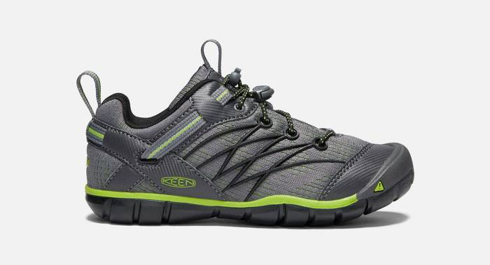 KEEN Kids' Chandler CNX Hiking Shoe