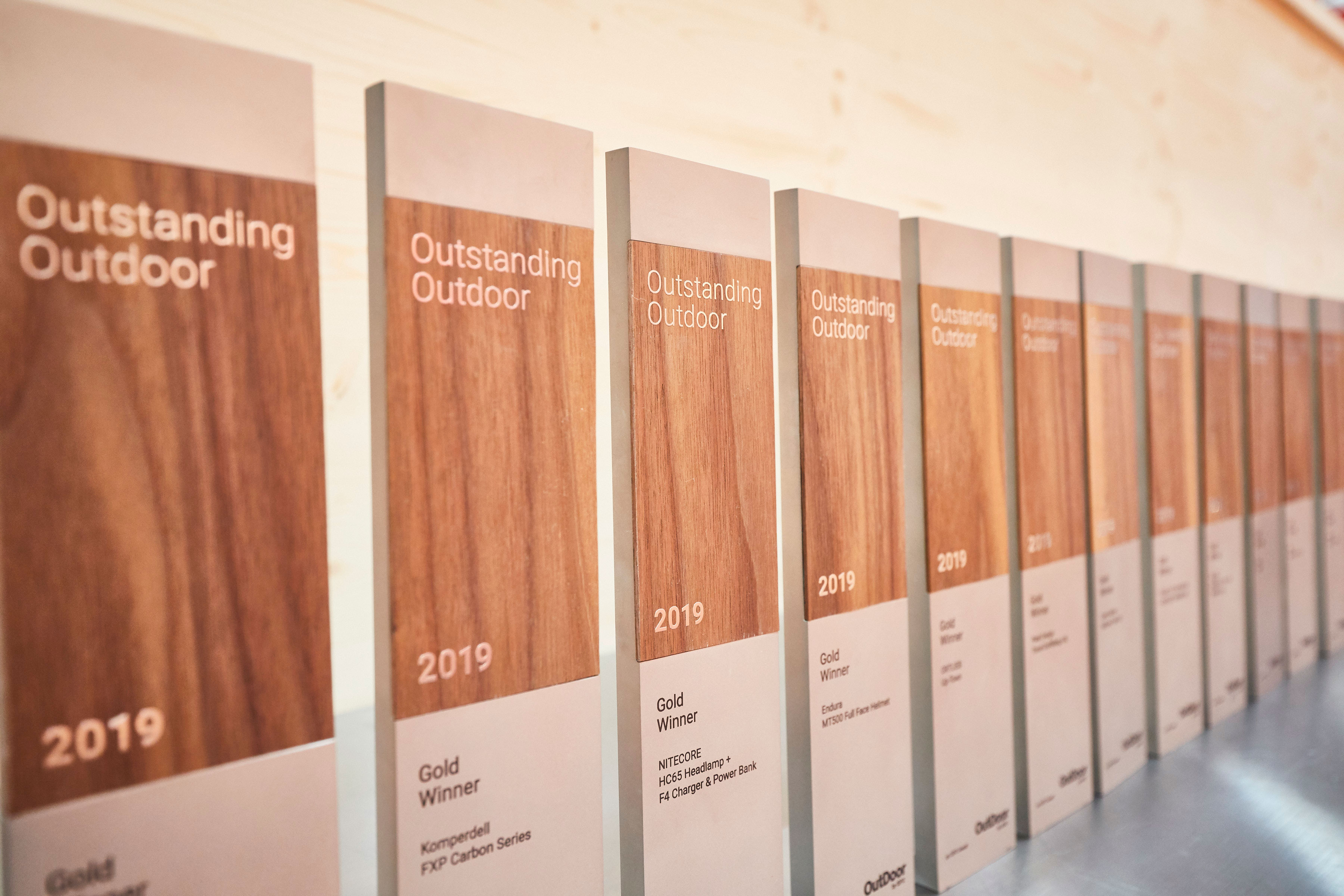 OutDoor by ISPO Outstanding Outdoor Award