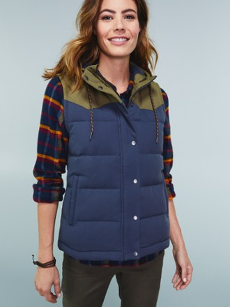 SOLD OUT - Patagonia Bivy Hooded Down Vest - 53%
