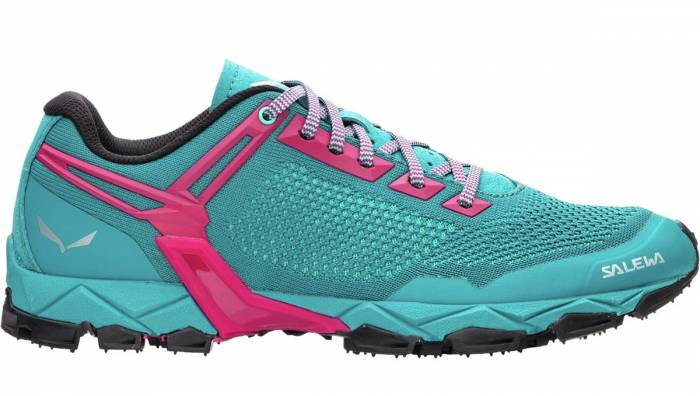 Salewa Lite Train Knit Trail Running Shoe for Women