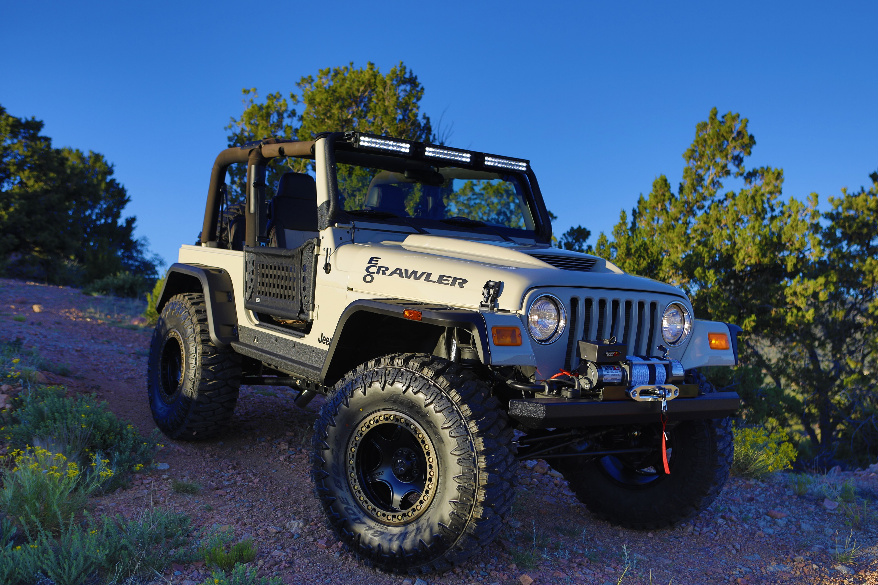 Build A Jeep >> Student Built Jeeps Buy One Support Learning Get A Vip