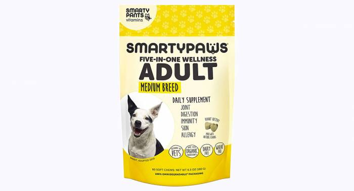 Smarty Pants Dog Supplement