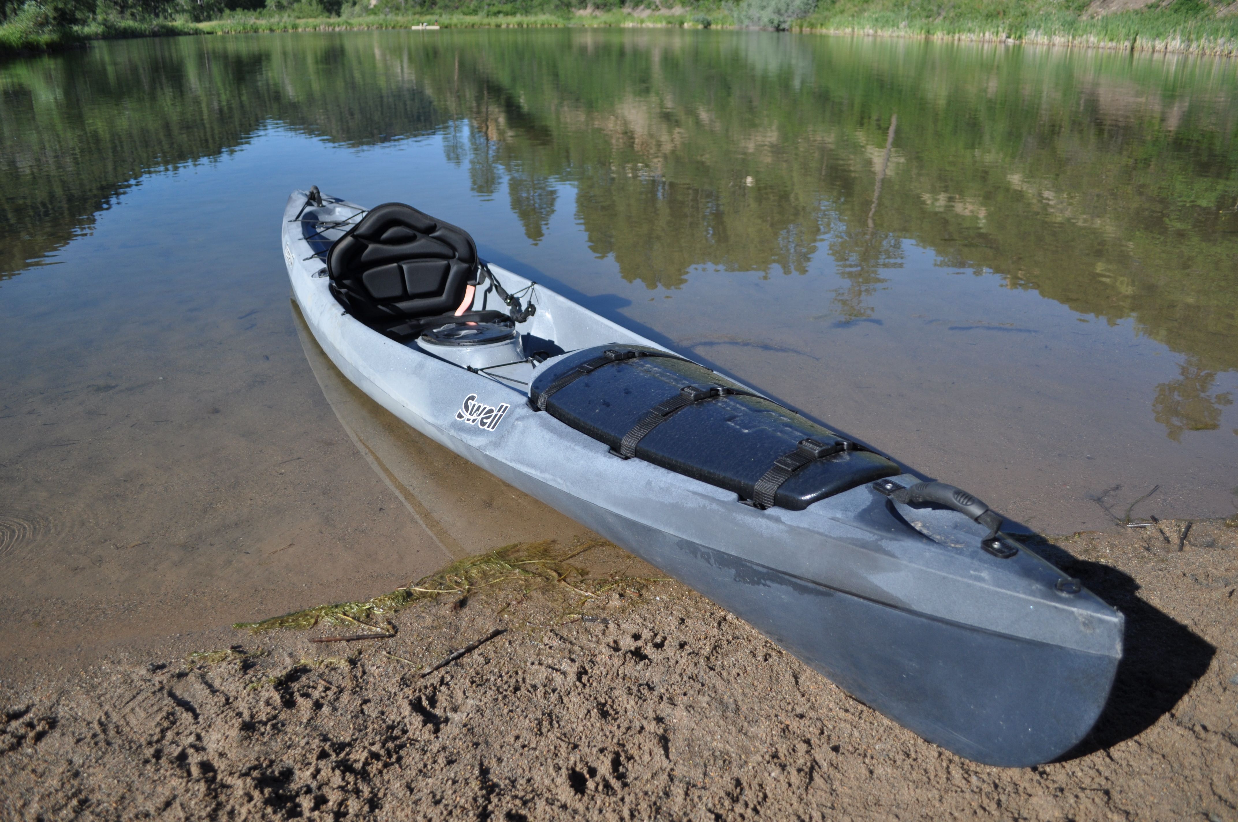 Swell Watercraft Scupper 14: Sit-On-Top Kayak Evolved
