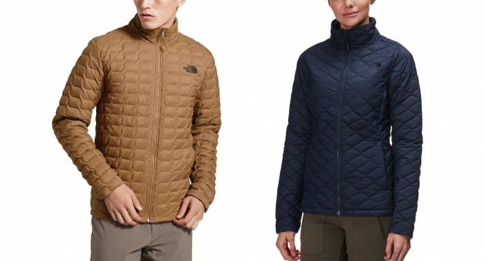 The North Face ThermoBall Insulated Jacket