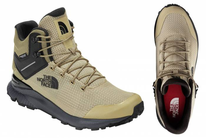 The North Face Vals Mid Waterproof Hiking Shoe