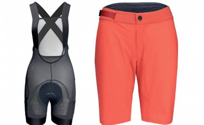 Velocio Mountain Bike Bibs and Shorts
