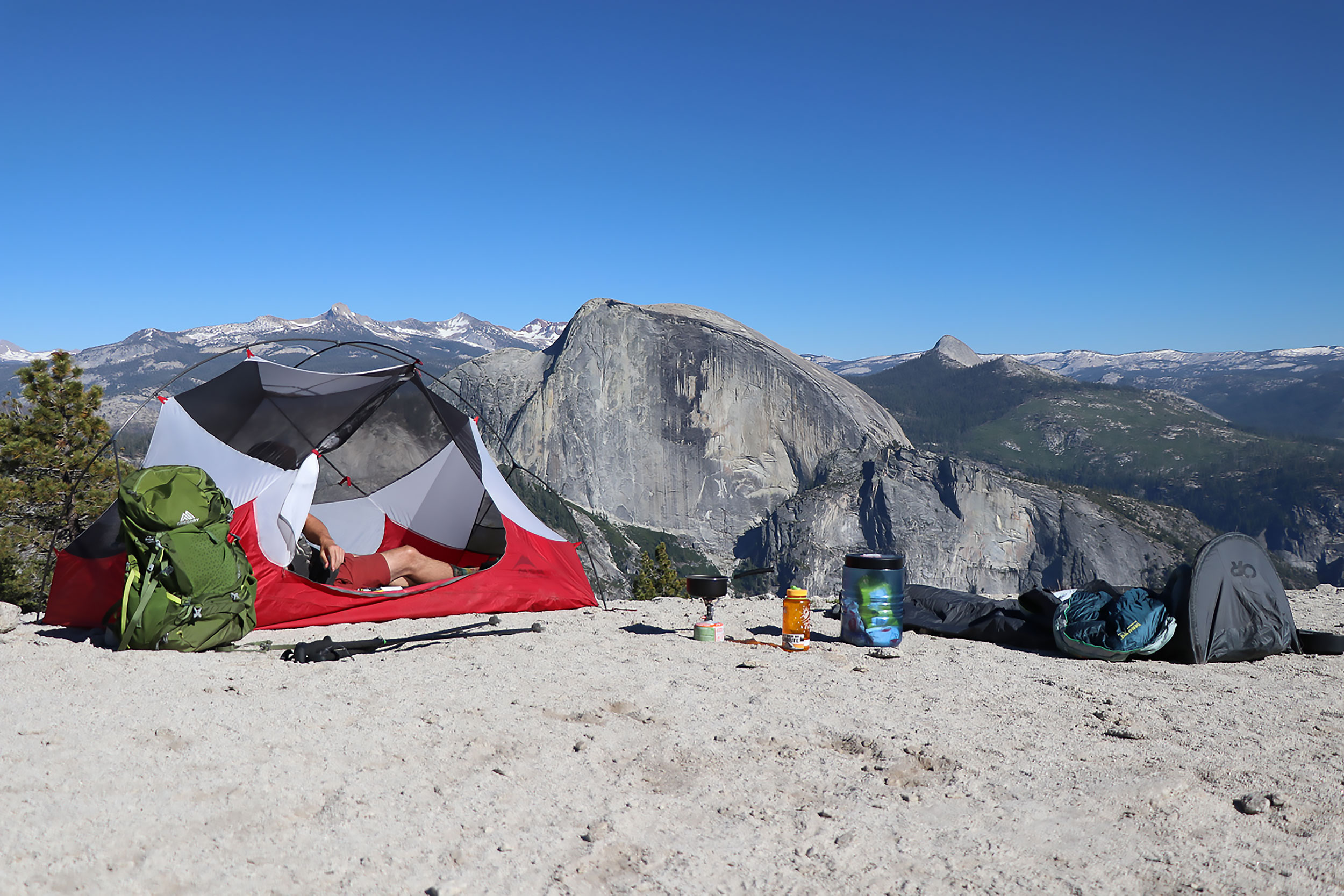 pretty nice e7506 91f6c Best Backpacking Gear: Yosemite Guide Reveals What's in His ...