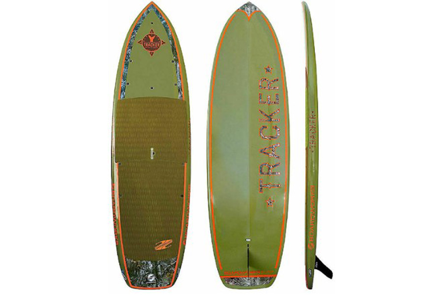 Boardworks Tracker Fishing Stand Up Paddle Board