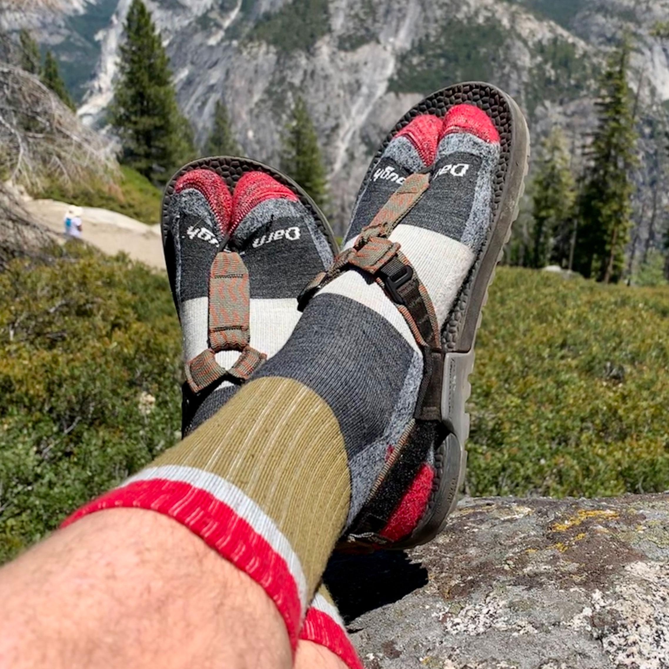 Bedrock Cairn sandal