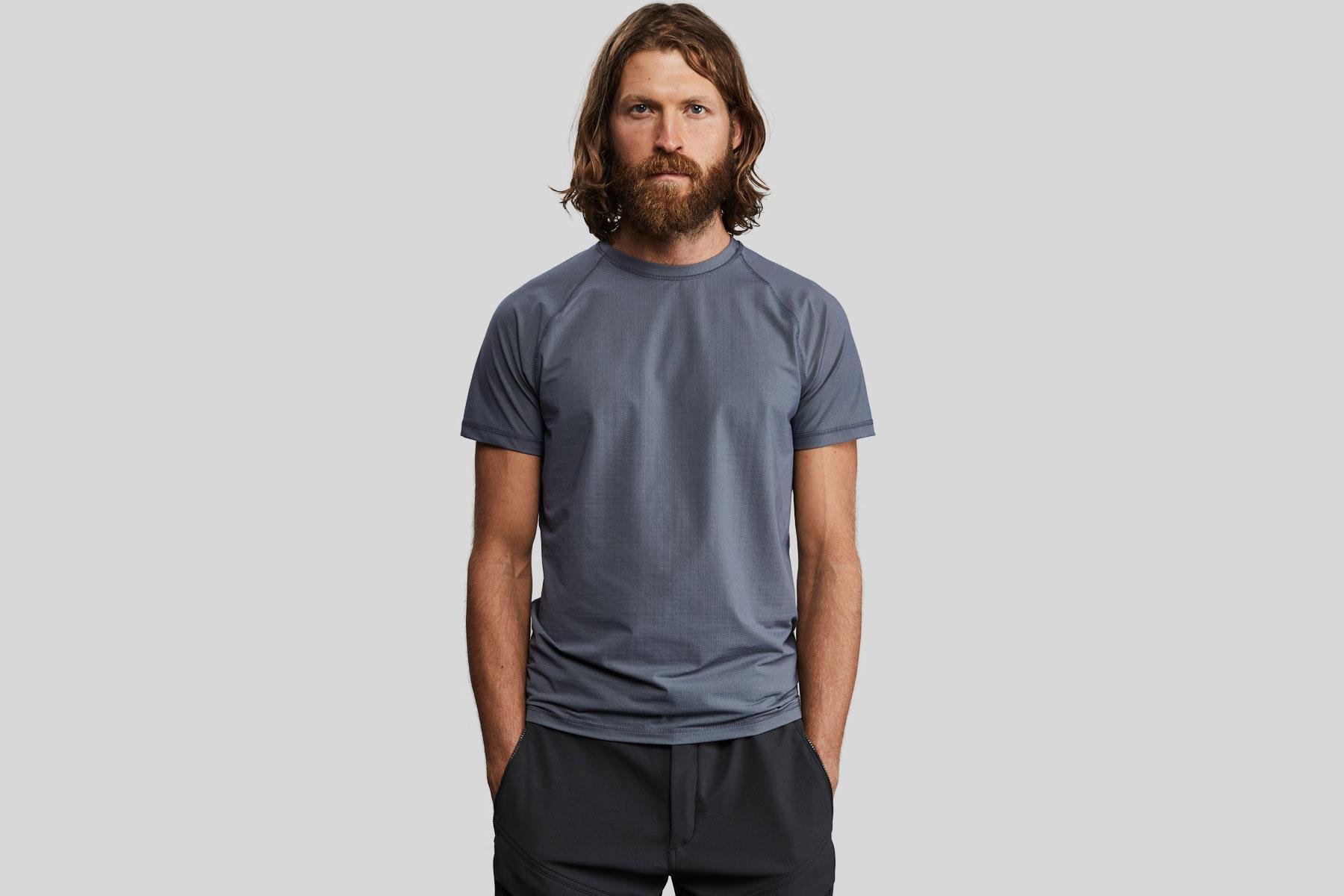 Carbon Fiber T-Shirt: Vollebak Unveils Top to 'Save Your Skin'
