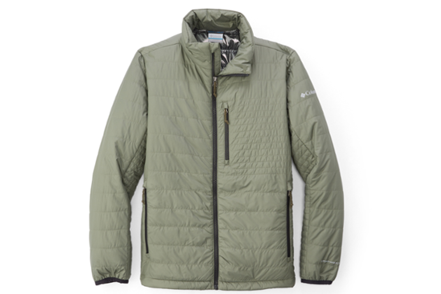 Columbia Wilderness Trail Jacket